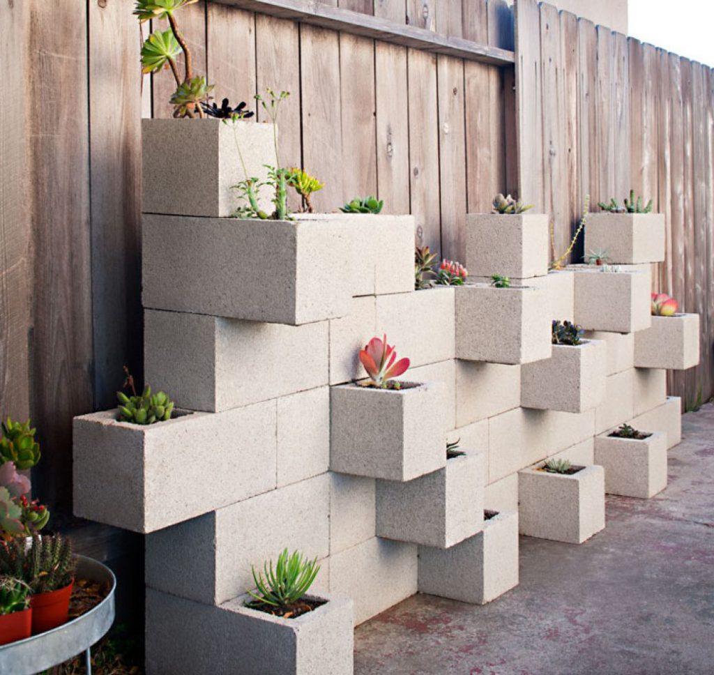 Как сделать самому бетонные блоки