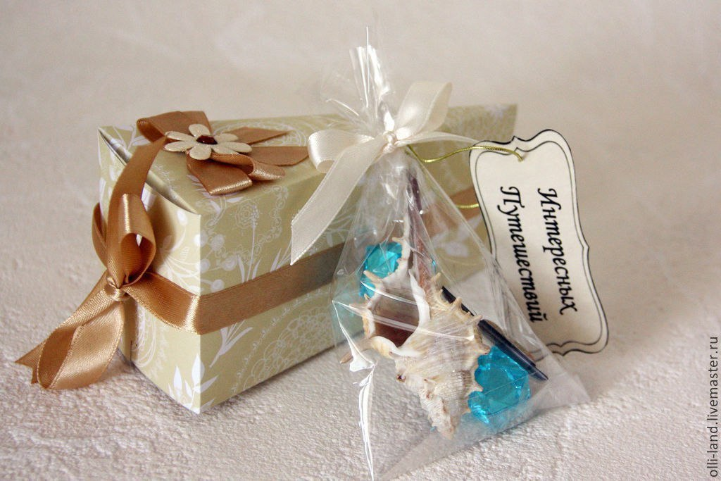Шуточные мелкие подарки для гостей с подтекстом 22