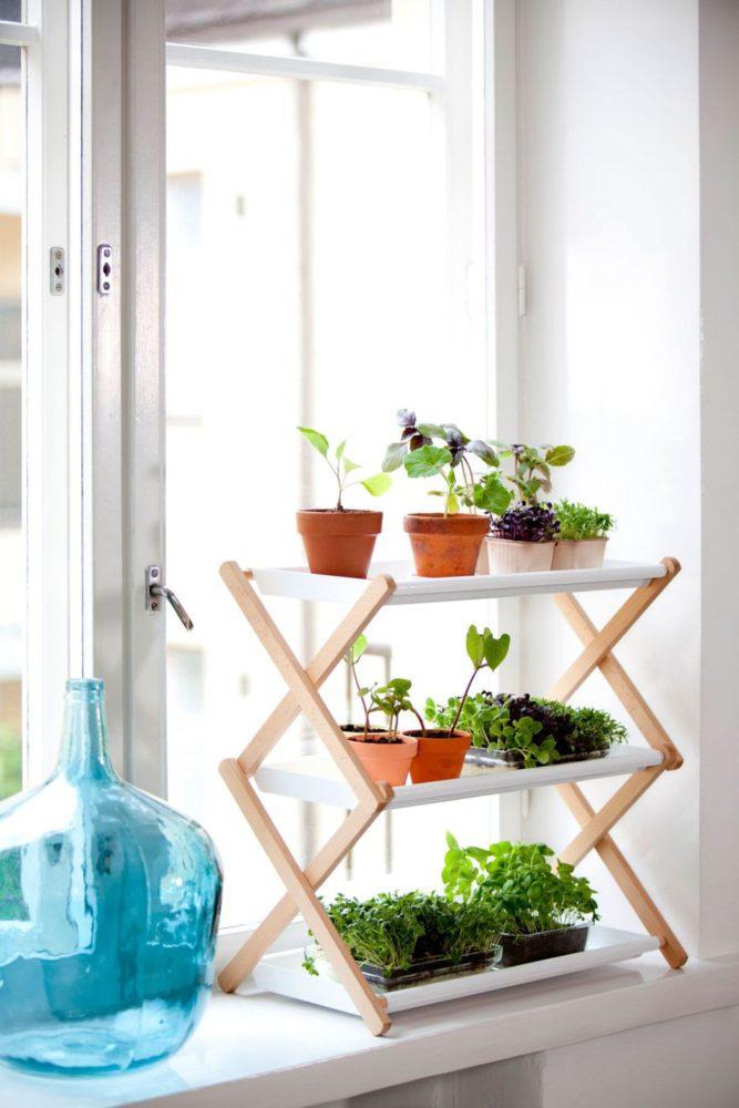 rebord-de-fenetre-avec-un-vase-bleu-transparent-et-une-etagere-a-3-niveaux-en-bois-effet-accordeon_5488754-667x1000