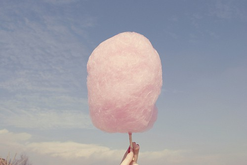 сладкая-вата