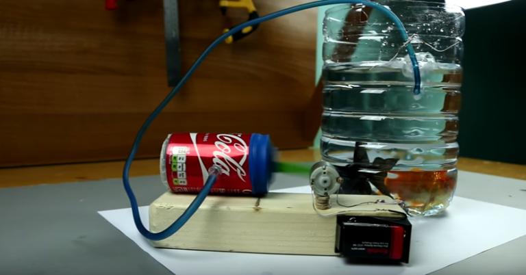 Компрессор для воздуха аквариума своими руками 94