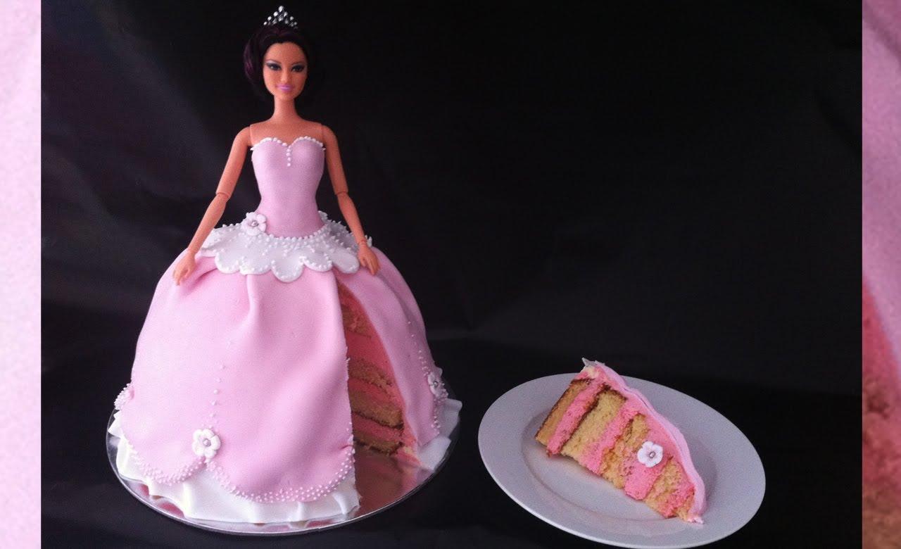 Торт в стиле принцессы своими руками 50