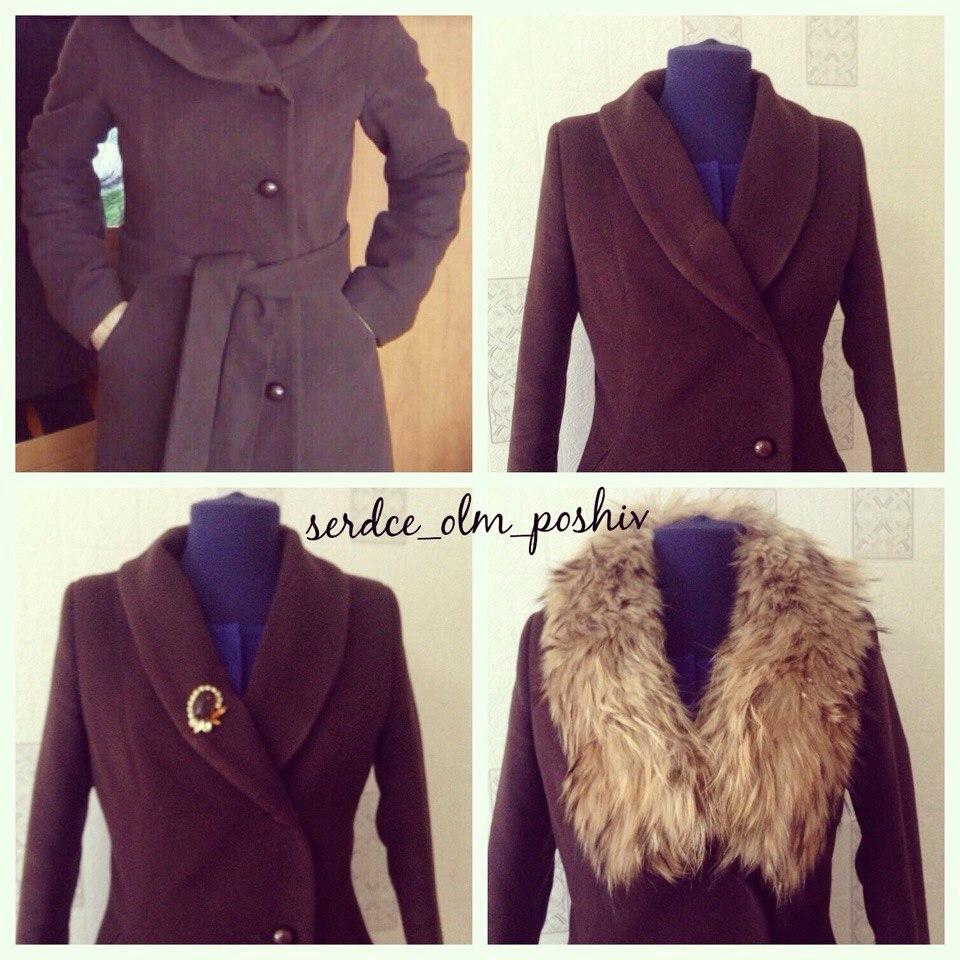 Перешить своими руками старое пальто 70