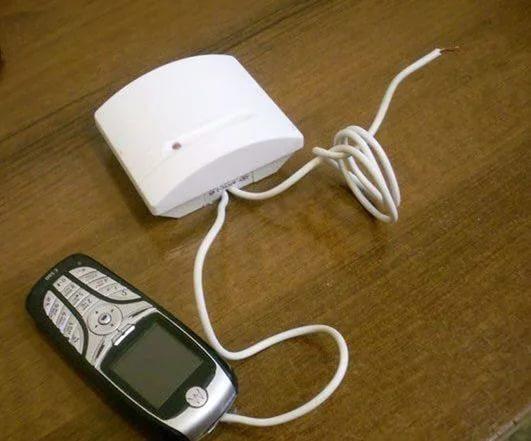 Выключатель из телефона своими руками