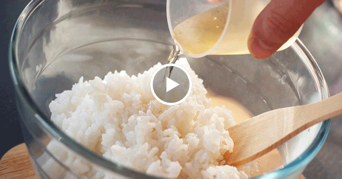 Как отварить рис в домашних условиях 856