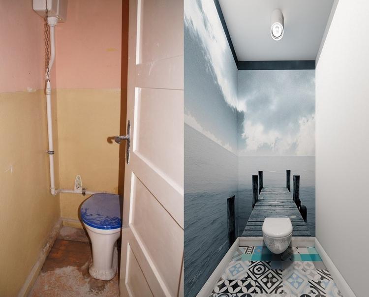 ideya-remonta-tualeta-foto-do-i-posle-fotooboi-sero-goluboy