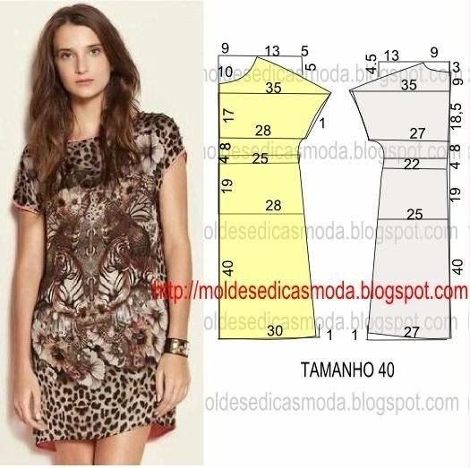 Крой и пошив летних платьев