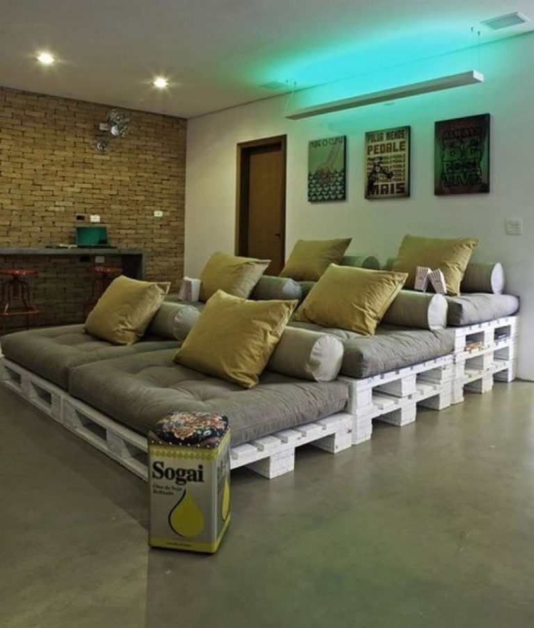 Идеи диванов своими руками