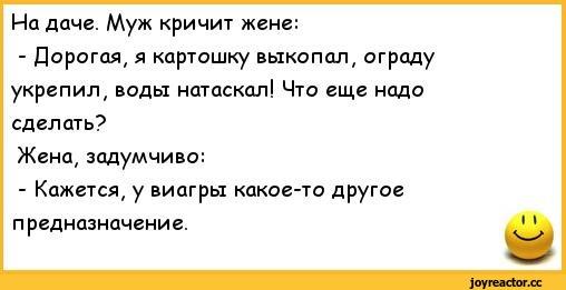 Анекдот Про Виагру
