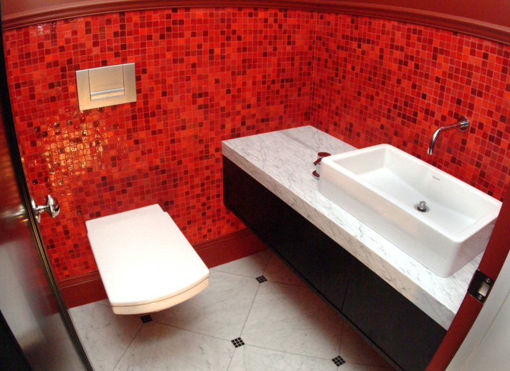 alluring-red-bathroom-floor-tiles-with-additional-inspiration-interior-home-design-ideas-floorred-and-white-striped-hand-towels-blue-decor